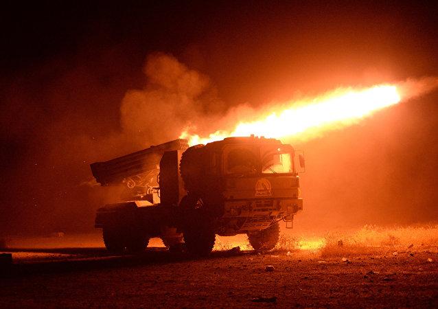 Musul- Haşdi Şabi milis güçleri