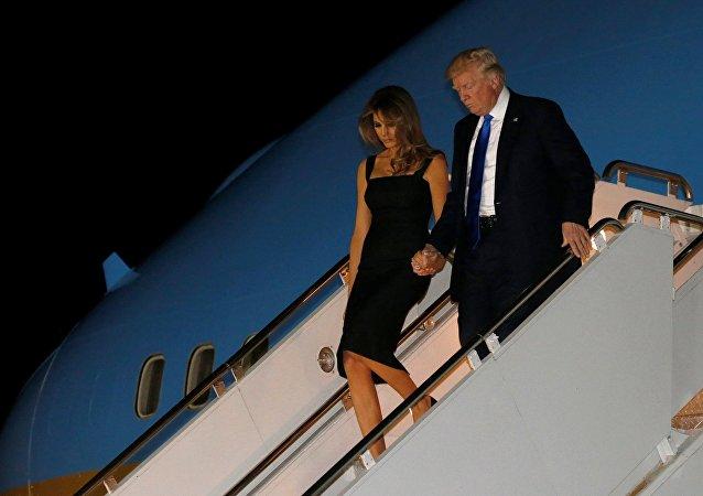 Donald Trump ve Melania Trump