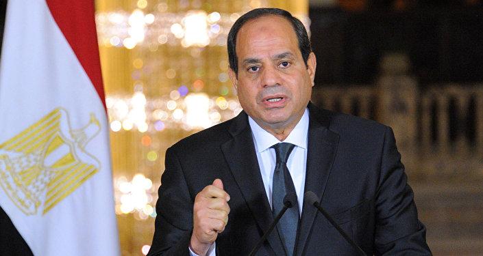 Mısır Cumhurbaşkanı Abdülfettah Es Sisi