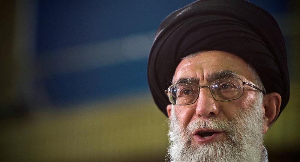 İslam Devrimi Lideri Hamaney'den ilginç benzetme