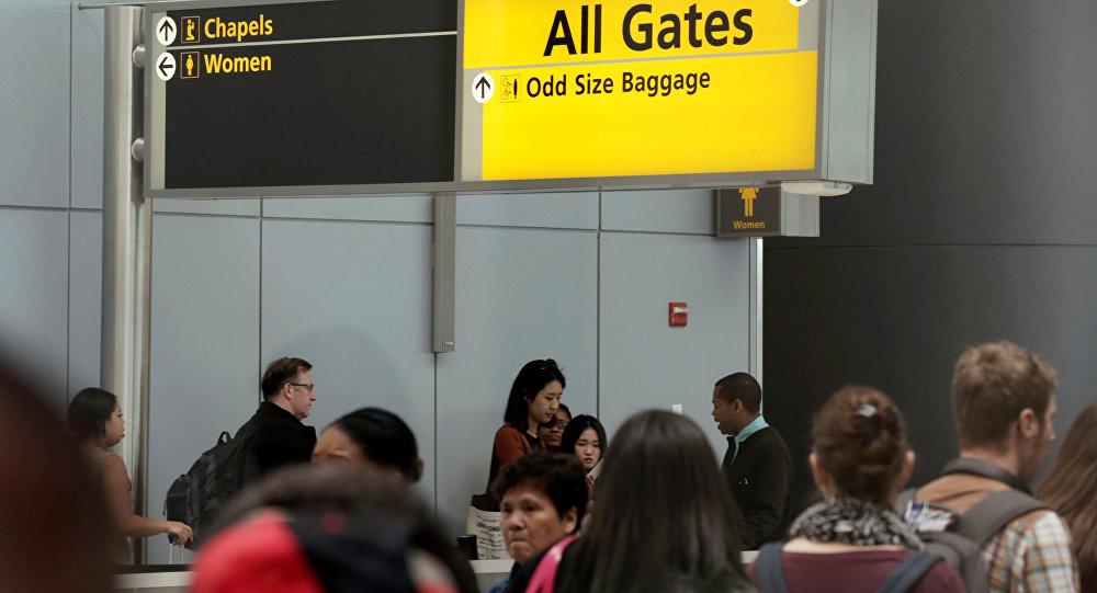 Uluslararası uçuşlarda laptop yasaklanabilir