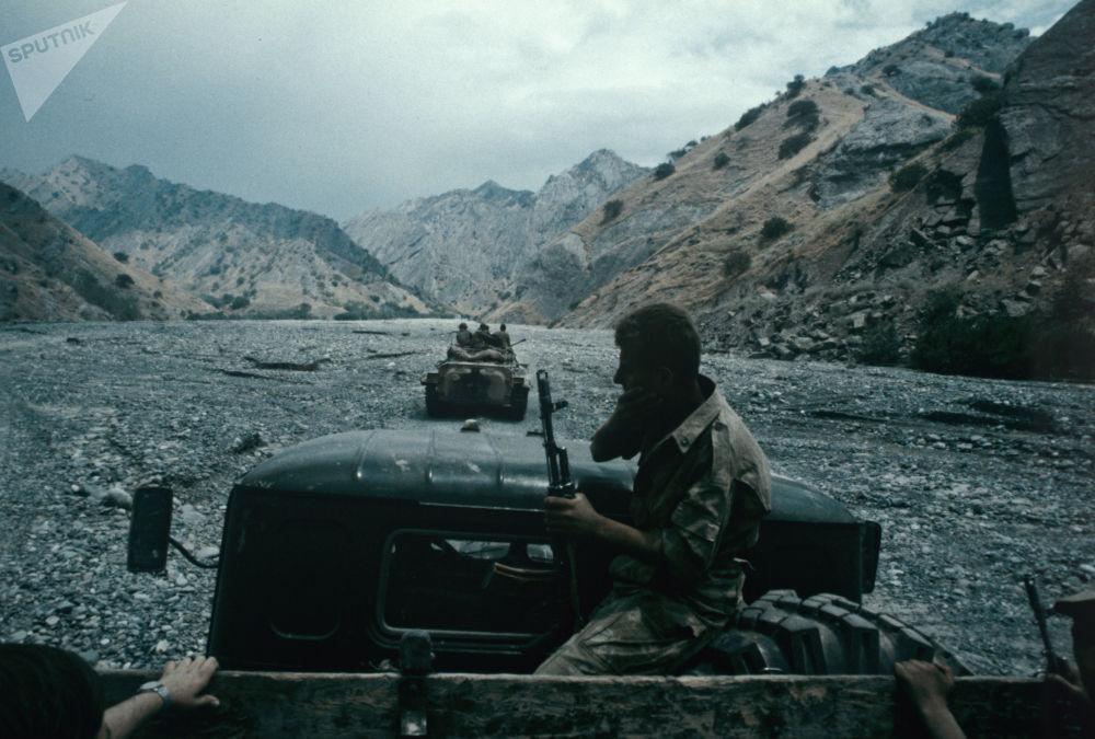 Rusya Sınır Muhafızları Birlikleri