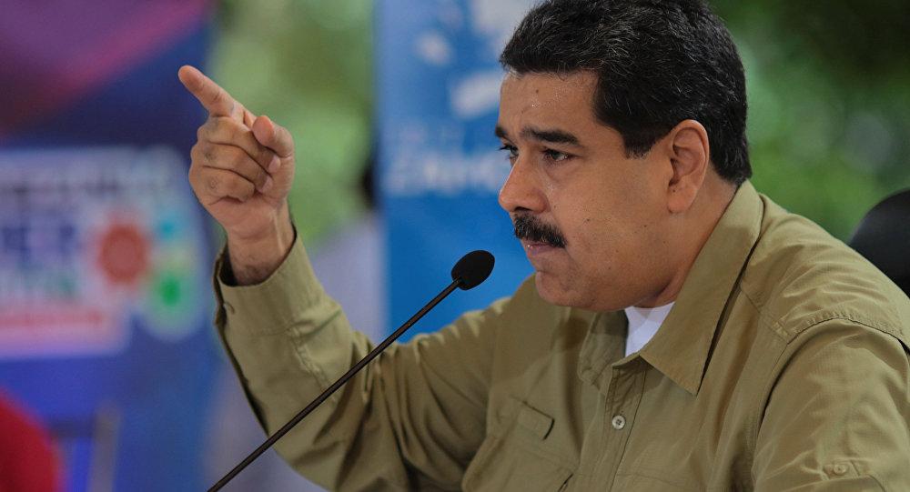 Maduro emekli askerin ölümünden muhalefeti sorumlu tuttu