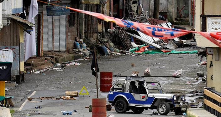 Filipinler / Marawi'de çatışmalar