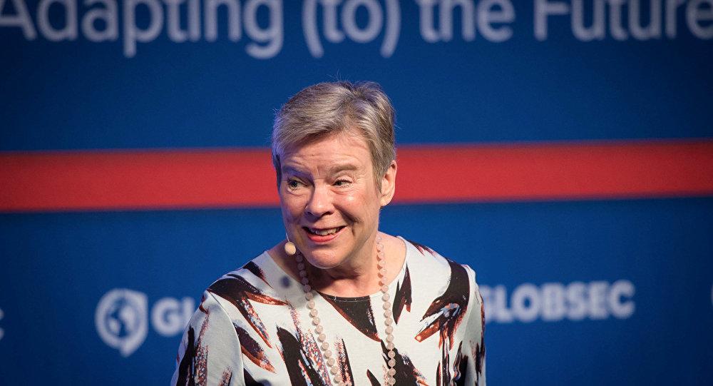 NATO Genel Sekreter Yardımcısı Rose Gottemoeller