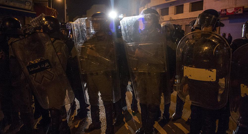'Fas'taki protestolar ülke için istikrasızlık riskini taşıyor'