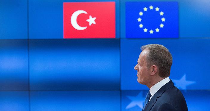 AB Konseyi Başkanı Donald Tusk / Türkiye