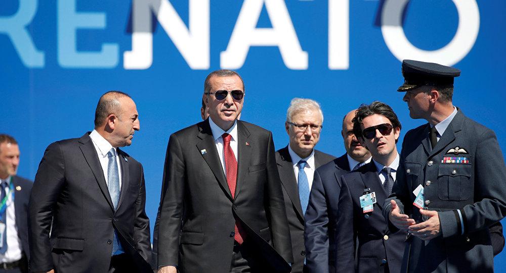 Recep Tayyip Erdoğan, Brüksel'deki NATO zirvesine katıldı