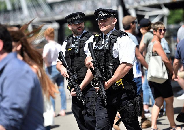 Manchester polis