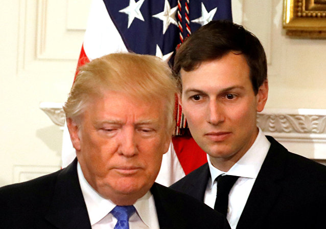 Jared Kushner-Donald Trump