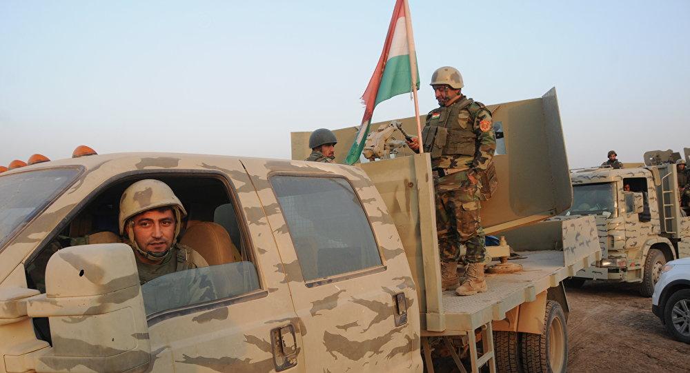 Peşmerge ve koalisyon güçlerinden IŞİD'e operasyon: 25 ölü