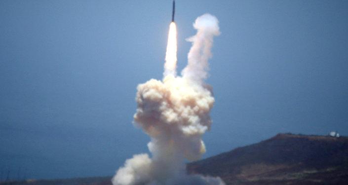ABD orta ölçekli balistik füze savunma sistemini test etti