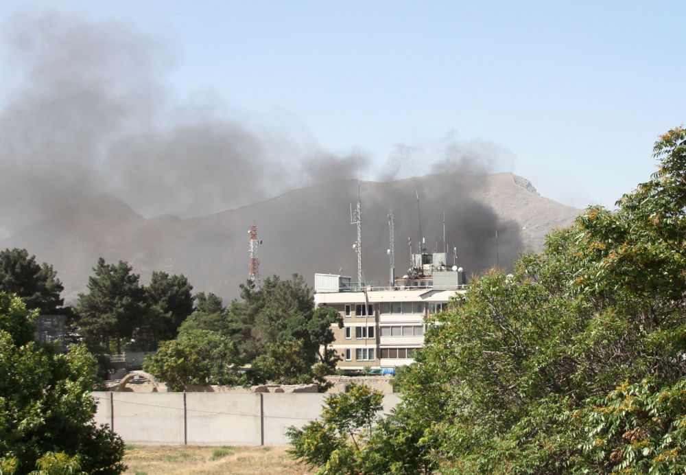 Kabil'de IŞİD saldırısı