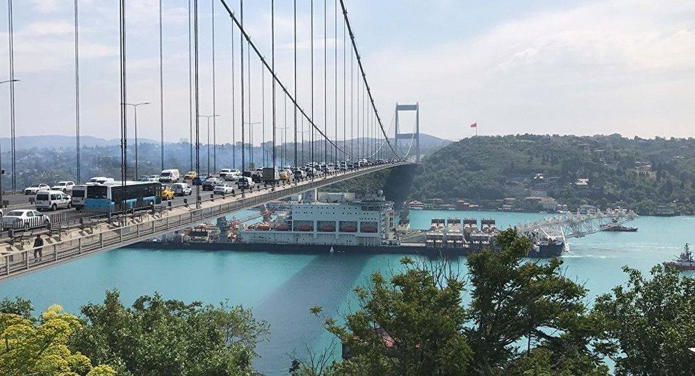 Pioneering Spirit - Türk Akımı