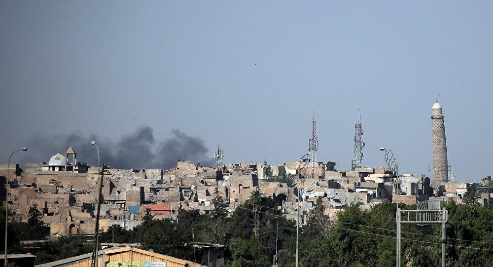Musul'da IŞİD'in elinde 4 mahalle kaldı
