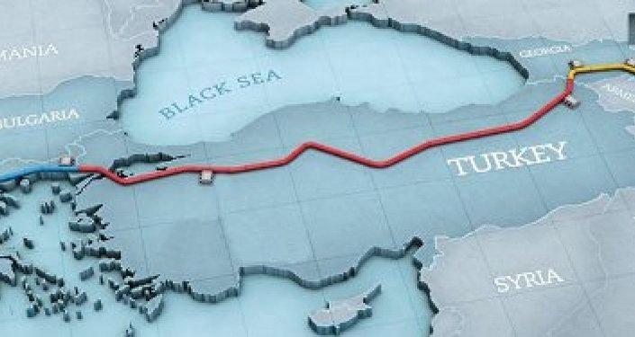 Güney Gaz Koridoru Projesi