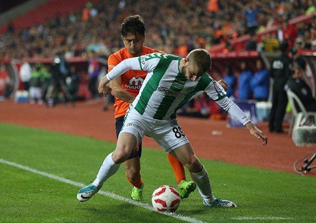 Medipol Başakşehir ile Atiker Konyaspor