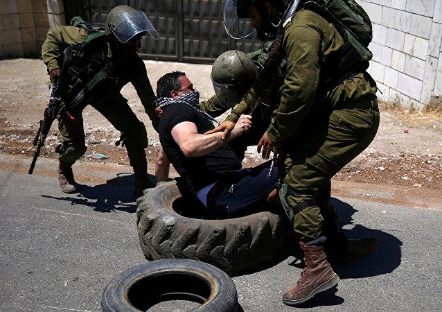 İsrail-Filistin
