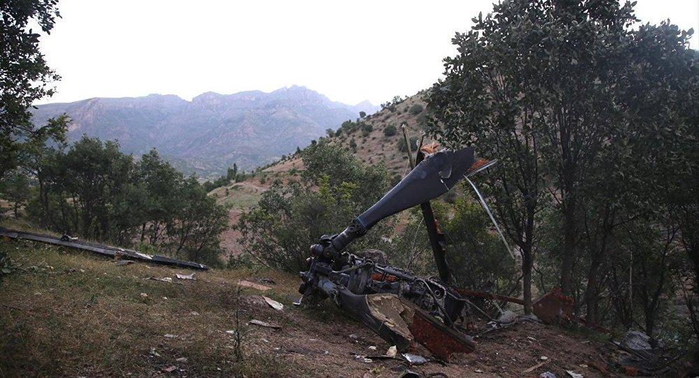 CHP'den helikopter kazası için araştırma önergesi