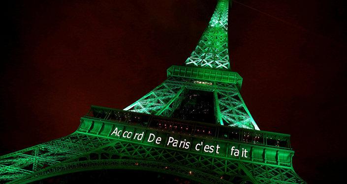Paris İklim Değişikliği Anlaşması