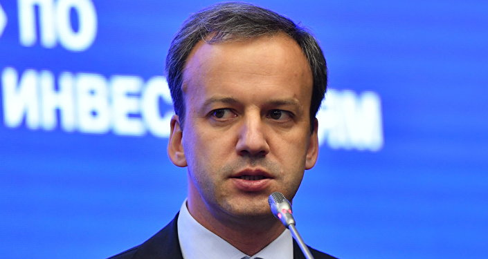Rusya Başbakan Yardımcısı Arkadiy Dvorkoviç,
