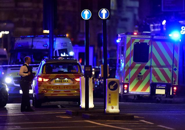 Londra saldırı