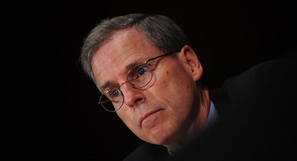 ABD'nin son Şam Büyükelçisi Robert Ford