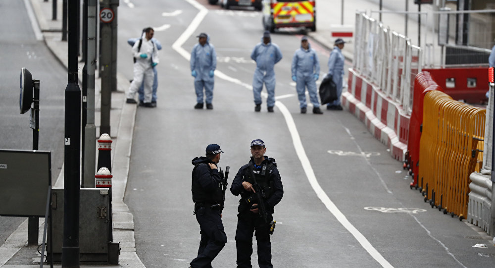 Londra-polis