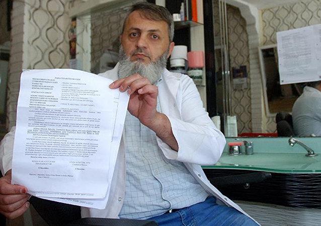 Kızı ve eşine tokat atan babaya para cezası - Adem Orduluoğlu