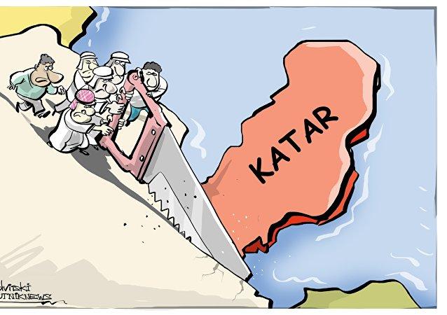 7 ülke Katar'la diplomatik ilişkilerini kesti