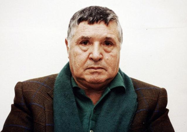 Cosa Nostra mafyasının lideri Salvatore Riina