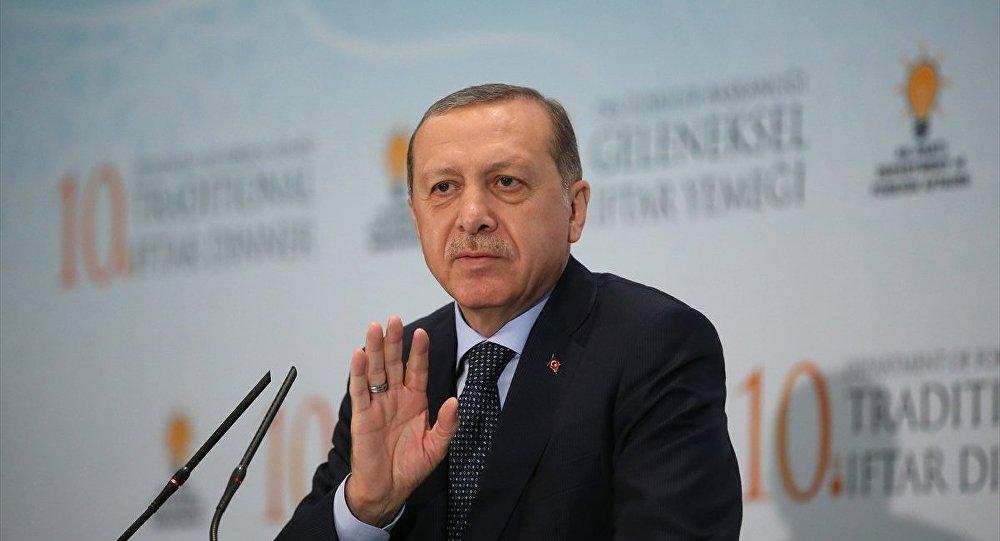 Erdoğan'dan Türkiye ekonomisinin lokomotifi Katar açıklaması