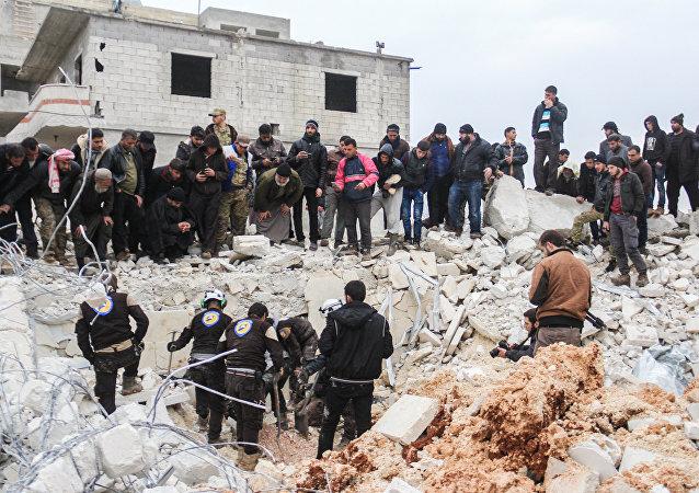 Halep-Cina köyü