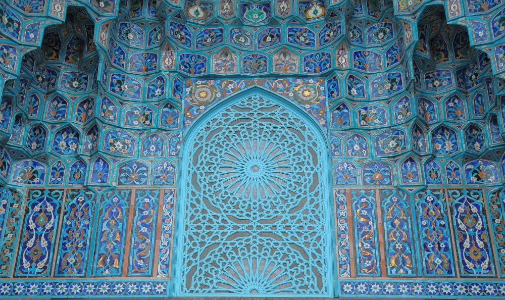 Rusya'nın en güzel camileri