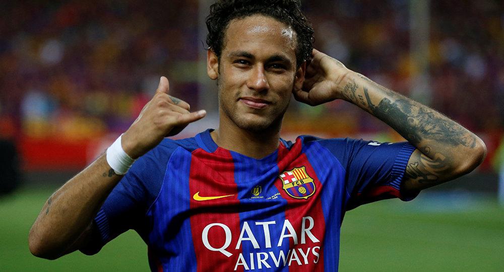 Barcelona Futbol Kulübü- Neymar