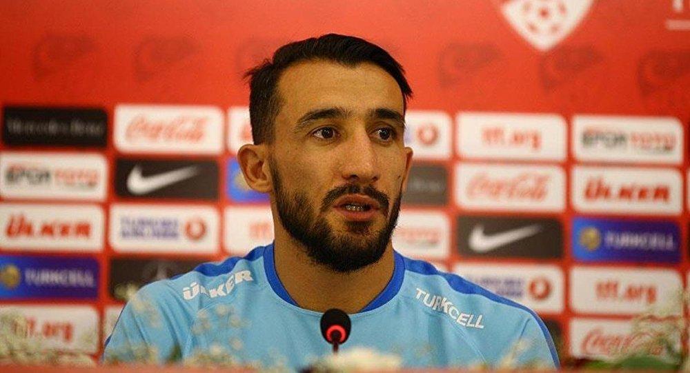 Futbolcu Mehmet Topal