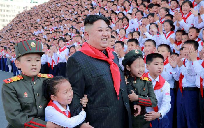 Kuzey Kore çizgi filmleri: Sincap ve kirpiler ABD askerine karşı