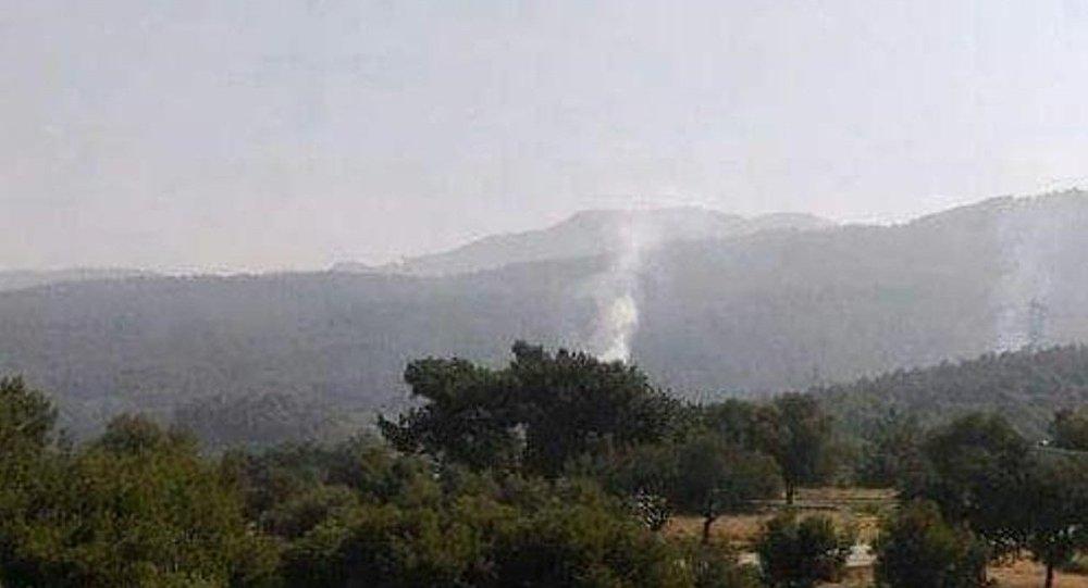 Hatay'da askere roketatarlı saldırı