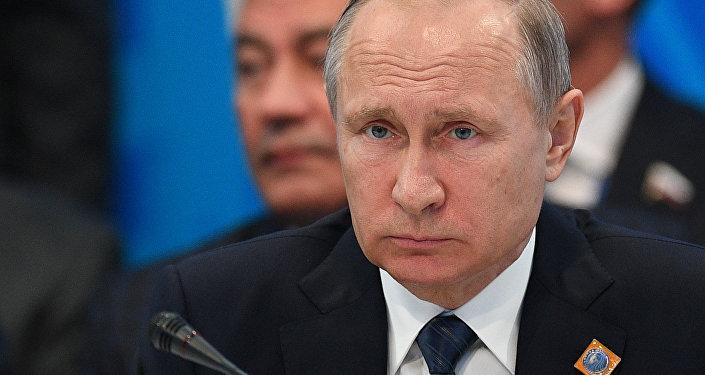 Ruysa Devlet Başkanı Vladimir Putin