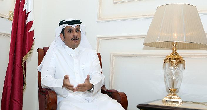 Katar Dışişleri Bakanı Muhammed bin Abdurrahman El Sani