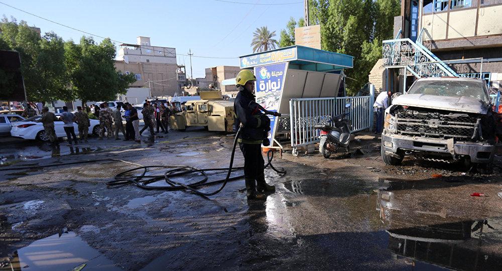 Kerbela yakınlarında kanlı saldırı: 21 ölü