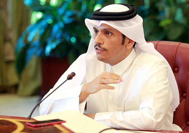 Katar Dışişleri Bakanı Şeyh Muhammed bin Abdurrahman el Sani