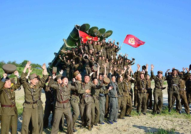 Kuzey Kore-füze denemesi