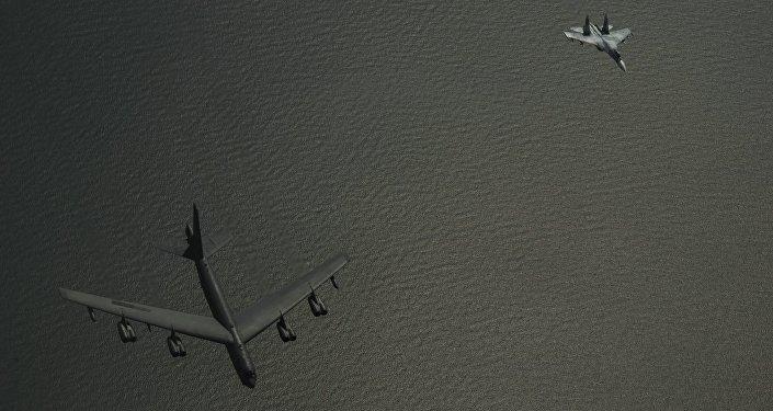 Rus ve ABD uçağı önleme