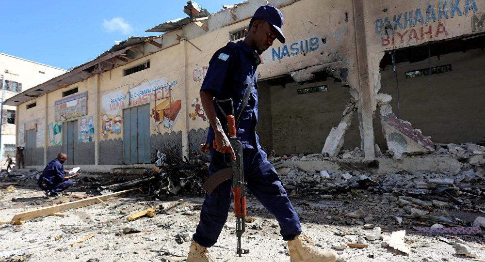 ABD, Somali'de El Şebab'ı vurdu