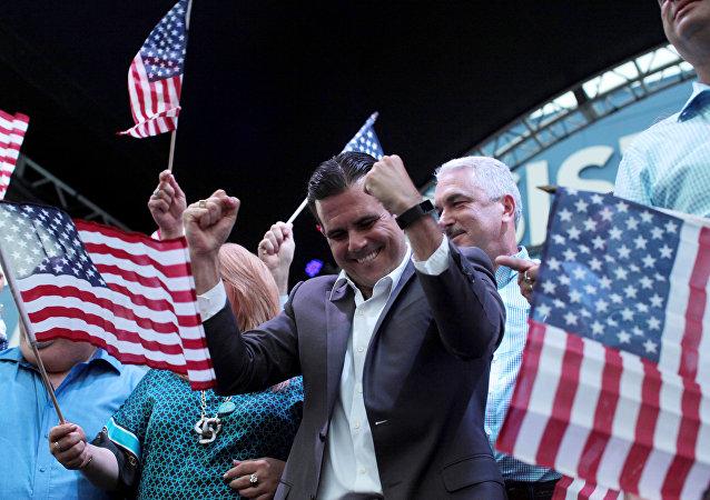 Porto Riko'da halk oylaması