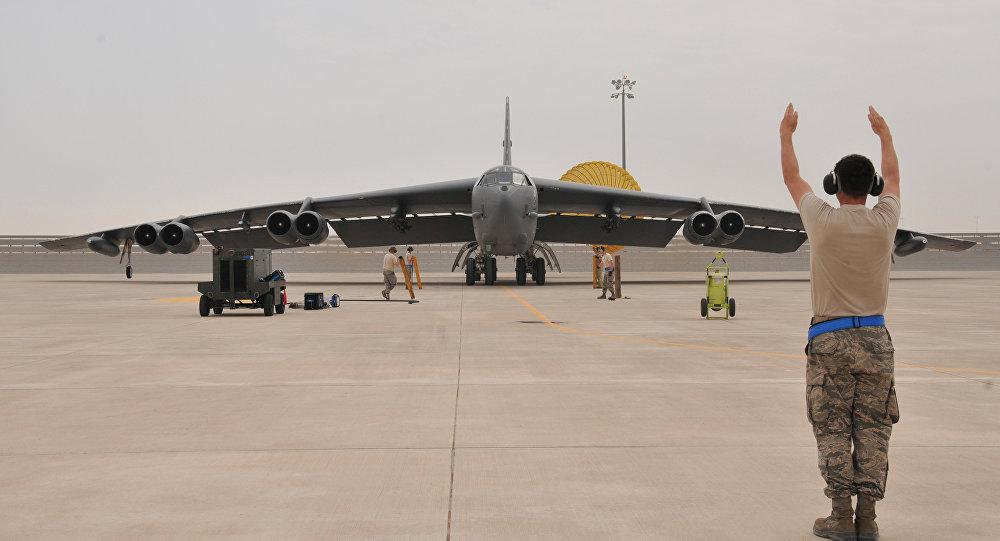 Al Udeid Hava Üssü-Katar