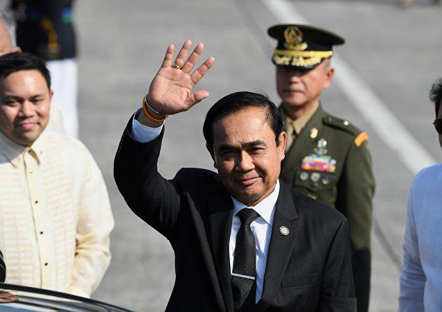 Tayland Başbakanı Prayut Chan-ocha