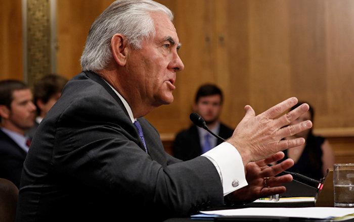 ABD Dışişleri Bakanı Tillerson Katar talepleri incelemeye başladı