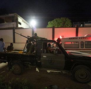 Somali'de restorana saldırı